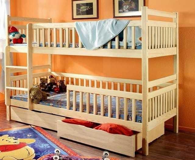 """Трехъярусная кровать """"First 3"""""""