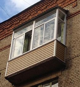 Чем лучше отделать балкон внутри выбор и монтаж материалов