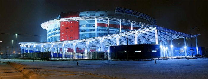 Ледовый дворец МЕГАСПОРТ