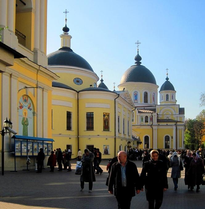 Покровский женский монастырь в