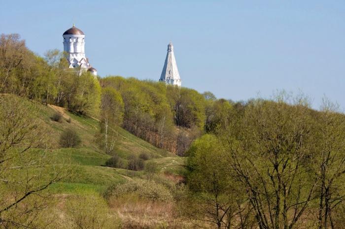 Красоты парка Коломенское